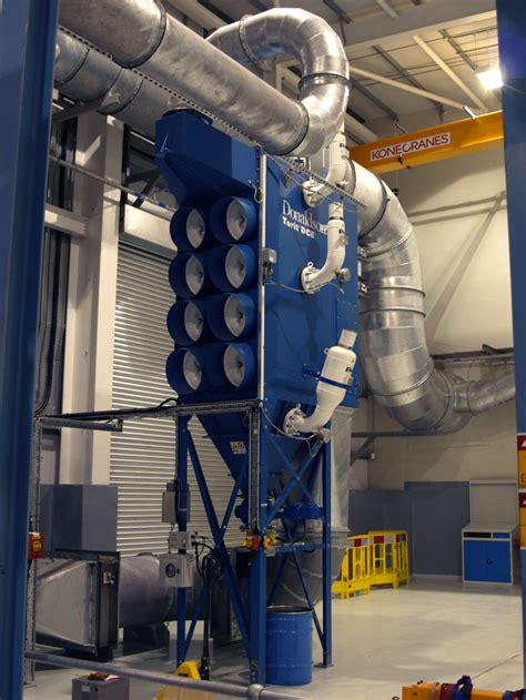 dust control lev systems roflow environmental engineering