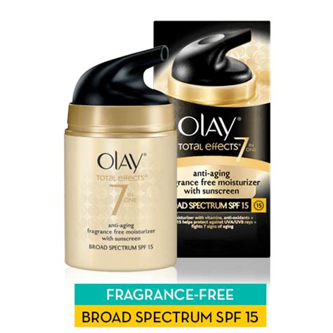 Amazon.com: Olay Total Effects 7-in-1 Anti-Aging UV