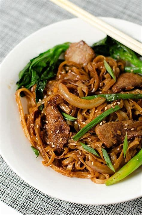 shanghai scallion oil noodle cong  ban mian omnivores cookbook
