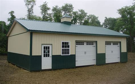 30 by 40 pole barn 30 x 40 pole shed