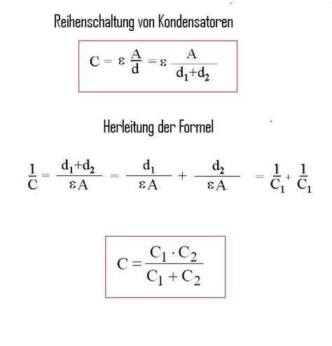 kondensator zeitkonstante berechnen kondensator im