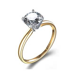 yellow engagement ring yellow gold solitaire engagement rings and elegance