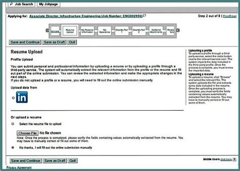How To Extract Resumes From Portals by Merck Careers Guide Merck Application Form