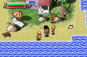 Play Dragon Ball Z Legacy Of Goku Free Online Games