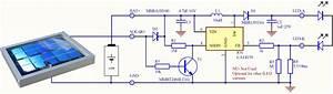 Solar Led Circuit Diagram