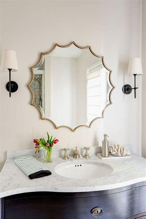 25+ Best Bathroom Mirrors Ideas  Diy Design & Decor