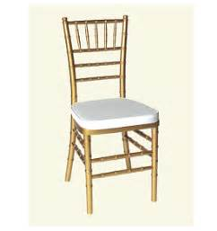 Type Of Chairs For Events by Gold Chiavari Ballroom Chair For Rent