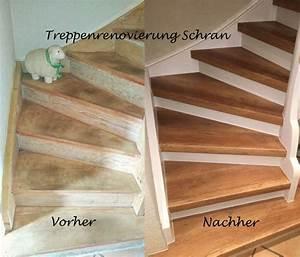 Holz Treppenstufen Erneuern : die 25 besten ideen zu treppenstufen auf pinterest redo treppe treppe versch nerung und ~ Markanthonyermac.com Haus und Dekorationen