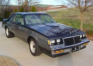1986 BUICK REGAL T-TYPE COUPE