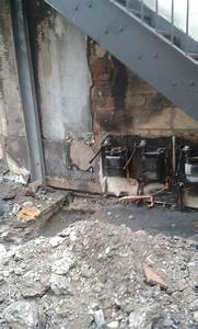 fire at flats1 - Wrexham.com