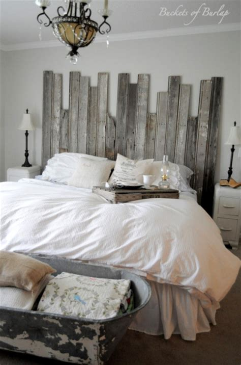 diy rustic bedroom rustic master bedroom with soft gray walls and a Diy Rustic Bedroom