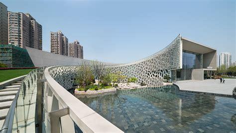 shanghai natural history museum hoerr schaudt landscape