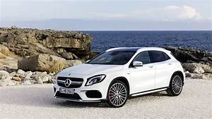 Mercedes Gla Blanc : 2018 mercedes gla euro spec facelift detailed in five videos ~ Gottalentnigeria.com Avis de Voitures