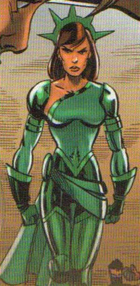 lady liberty justiceleaguebeyond wiki