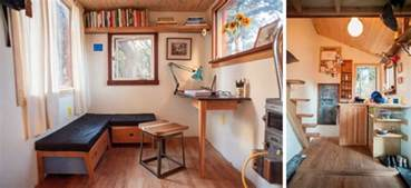 pictures of small homes interior inside storey matthew wolpe tiny house