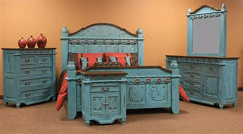 Turquoise Bedroom Furniture Set, Turquoise Bedroom Set