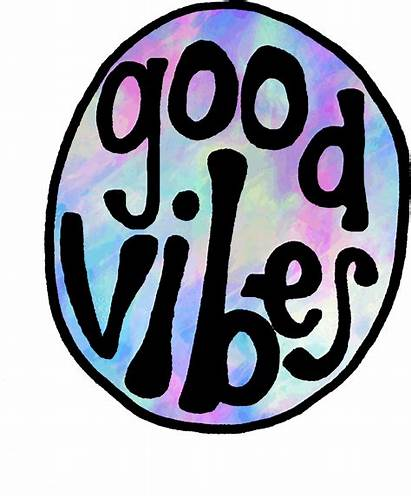 Vibes Clipart Circle Groovy Watercolor Transparent Pinclipart