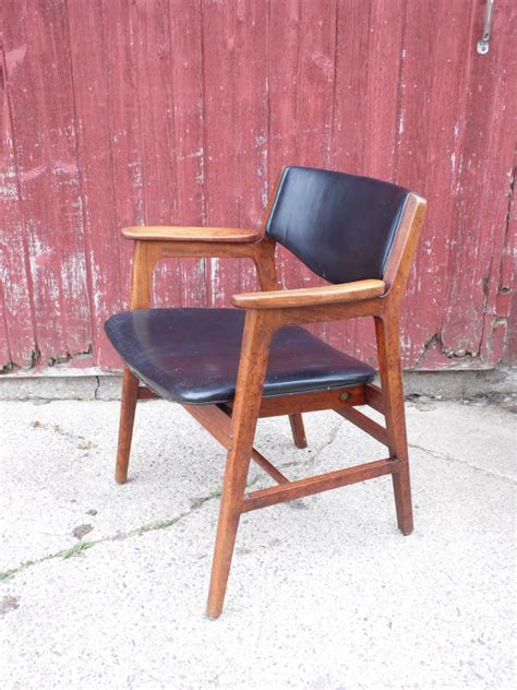 w h gunlocke chair company w h gunlocke chair mid century desk chair office chair wood