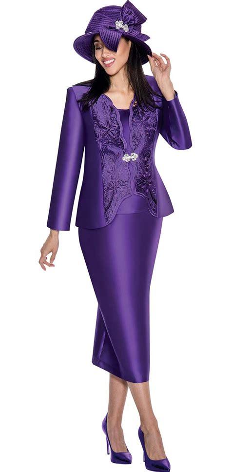 gmi g6173 purple womens church suits 2017 expressurway