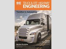 Truck & OffHighway Engineering Tech Briefs Media Group