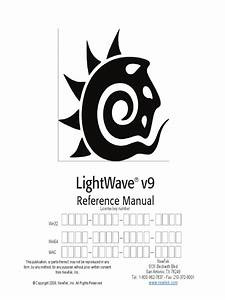 Lightwave Manual