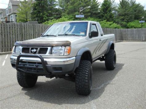how it works cars 1998 nissan frontier spare parts catalogs buy used lifted 1998 nissan frontier se extended cab pickup 2 door 2 4l in roseland new jersey