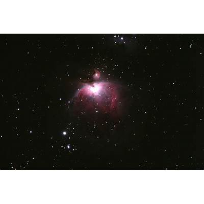 Orion Nebula Size - Pics about space