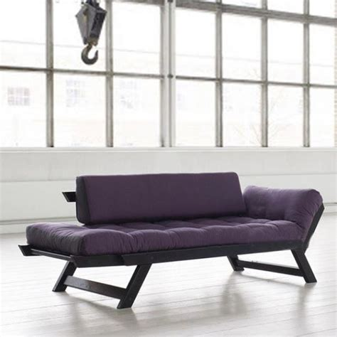 canapé lit d appoint méridienne canapé design lit d appoint achat vente