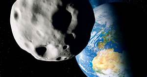 An asteroid the size of a HOUSE is coming very close to ...