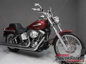 2000 Harley Davidson Fxstd Softail Deuce  Custom Paint