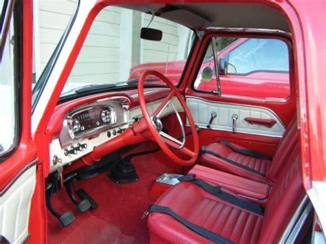 1965-1966 Ford F-Series Ranger: A Bit Too Far Ahead Of Its ...