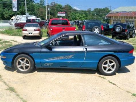 cheap sports car nj  ford probe gt   miles