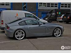 BMW Z4 M Coupé 28 October 2011 Autogespot