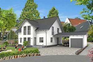Schlüsselfertige Häuser Preise : haus bauen ideen satteldach ~ Lizthompson.info Haus und Dekorationen