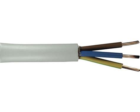 nym 3x2 5 100m mantelleitung nym j 3x2 5 mm 178 10 m grau bei hornbach kaufen