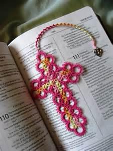 Free Crochet Bookmark Patterns for Crosses