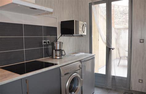 cuisine uip studio studio romantique avec terrasse la maison d 39 olivier