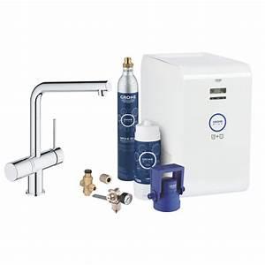 Grohe Blue Professional Starter Kit : grohe blue minta professional starter kit grohe ~ Eleganceandgraceweddings.com Haus und Dekorationen