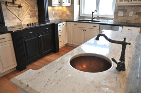 natural stone and laminate kitchen bath countertops