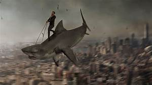 Cast and Crew of Sharknado 4 Discuss The Greatest ...