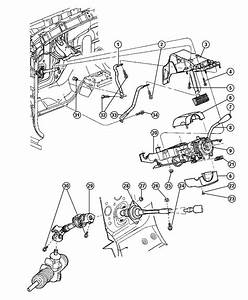2000 Durango Steering Diagram