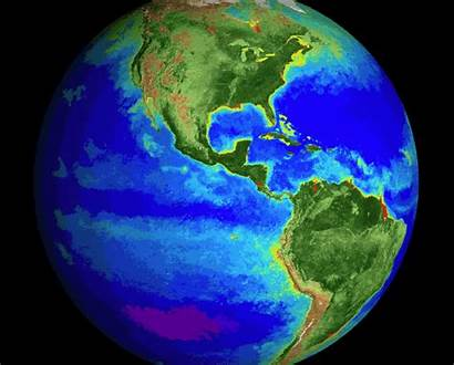 Globe Giphy Nasa Earth Biosphere Spin Whole