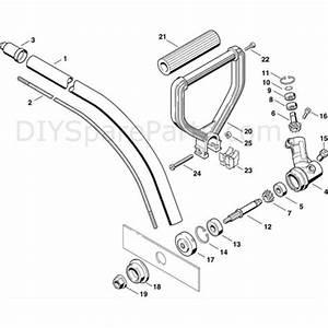 Stihl Fc 75 Edger  Fc 75  Parts Diagram  G