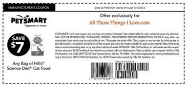 science diet cat food coupons petsmart 7 1 science diet cat food printable