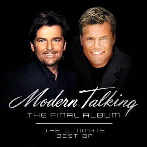 modern talking discography the album википедия