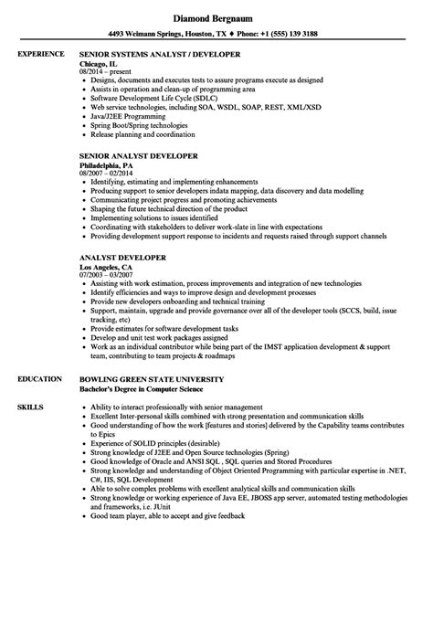 Business Analyst Resume Sles by Oracle Siebel Open Ui Developer S Handbook Free