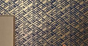 Papier Peint Art Deco : du papier peint art d co pour l 39 l gance marie claire ~ Dailycaller-alerts.com Idées de Décoration