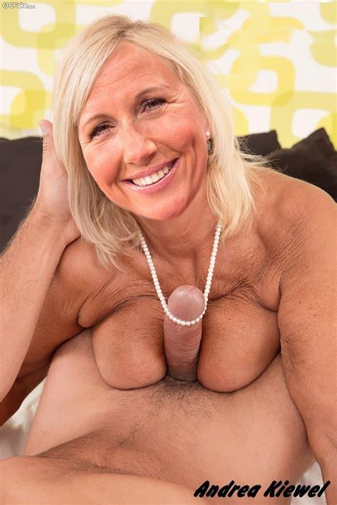 Andrea kiewel nackt fakes