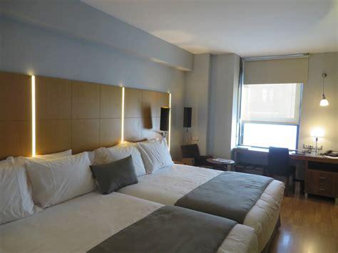 chambre familiale barcelone chambres familiales à barcelone hôtel evenia rossello
