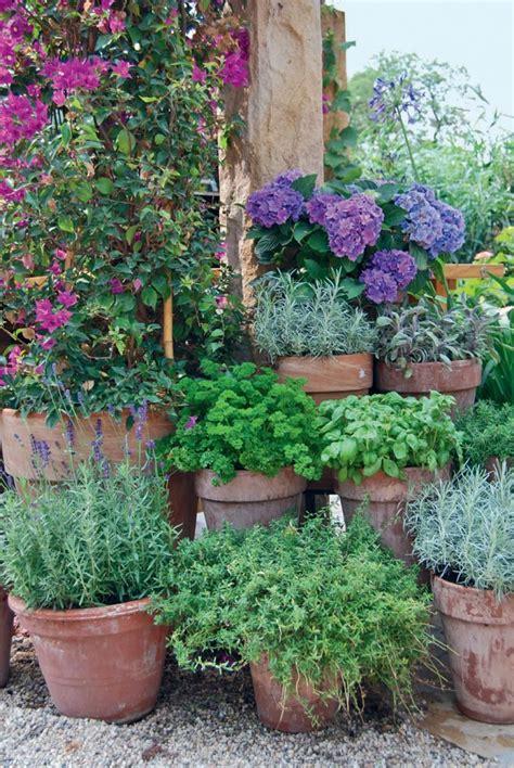Französischer Garten Pflanzen by Gestaltungsideen Mit Kr 228 Utern K 252 Belpflanzen Garten